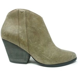 Eileen Fisher Trail Booties Dusk Taupe Size 6